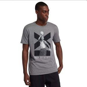 Nike Air Jordan 11 Grey SS Men's Graphic Tshirt